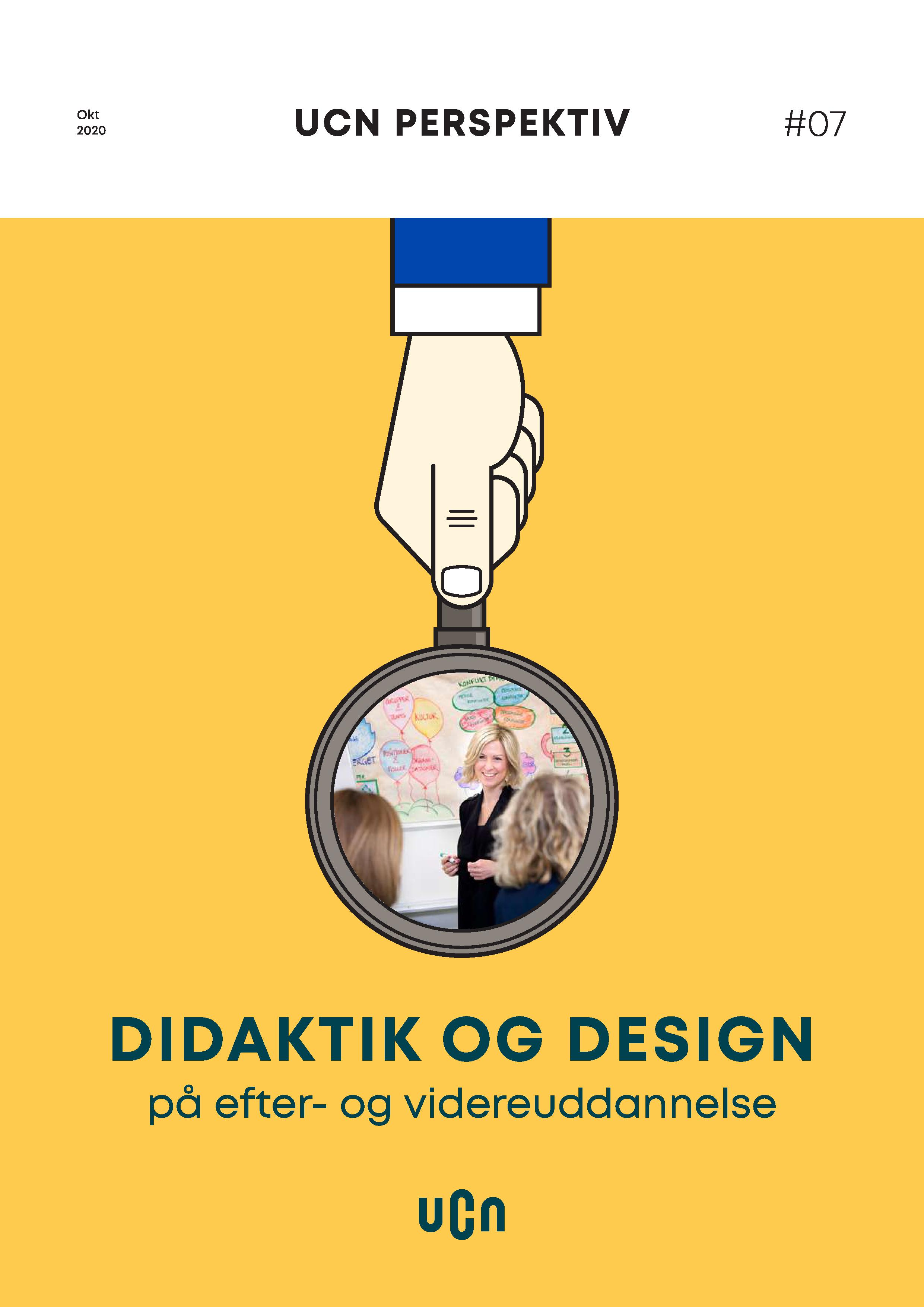 Se Nr. 7 (2020): Didaktik og design på efter- og videreuddannelse
